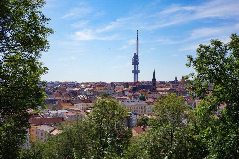 Žižkov, Praha