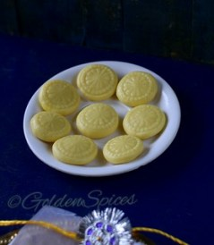 instant milk powder peda