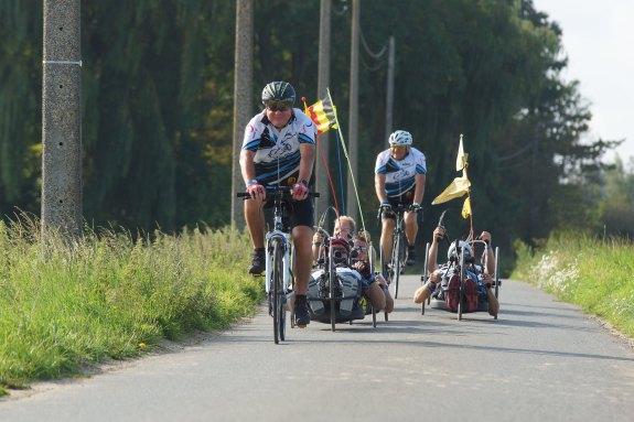 Ligfietsen zijn ook welkom op West-Vlaanderens Mooiste