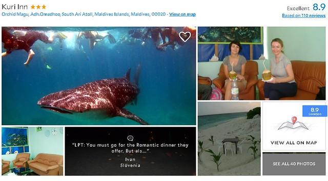 Kuri Inn - Maldives Cheap Accommodation