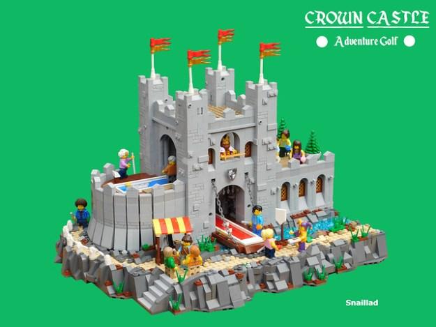 Crown Castle Adventure Golf