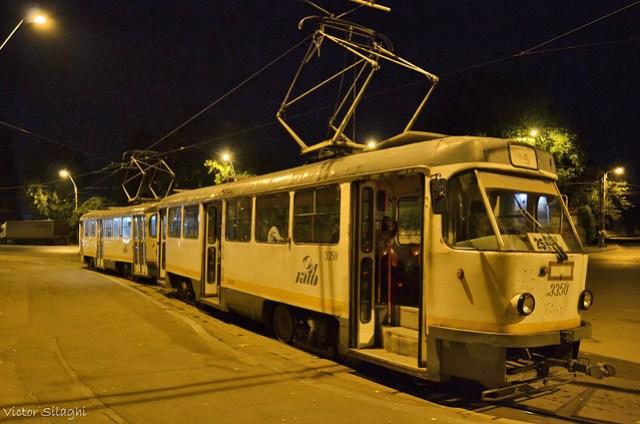 Tatra T4R - 3350+3412 - 25 - 31.08.2017 (8)