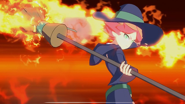 Little Witch Academia: Chamber of Time Amanda_2