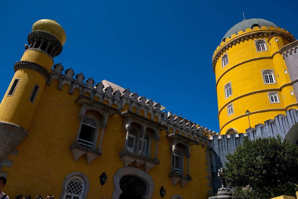 Pena Palace   Lisbon to Sintra Day Trip
