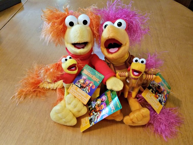 Remember Fraggle Rock, You Will Love This!