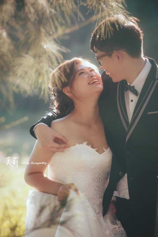 台南自助婚紗莫莉