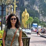 01 Viajefilos en las Batu Caves 01