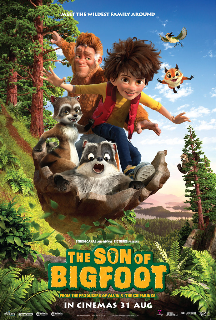 Peraduan Premiere With Budiey €� Filem THE SON OF BIGFOOT