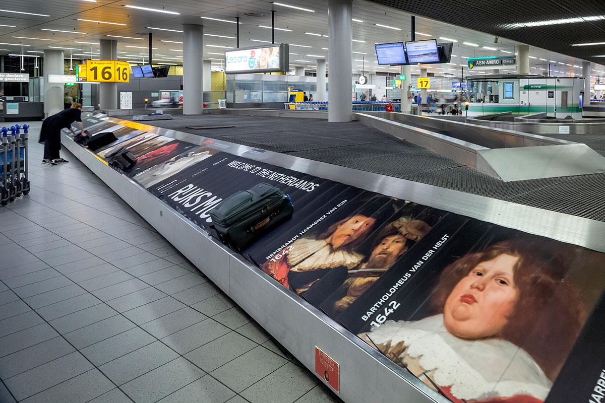 Arte nos aeroportos