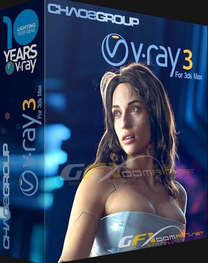 V-Ray 3.60.03 for 3ds full license