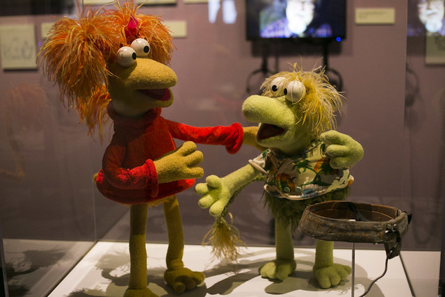 The Jim Henson Exhibition Imagination Unlimted @ MoPop