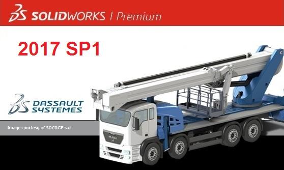 Phần mềm solidworks 2017 SP1 64bit