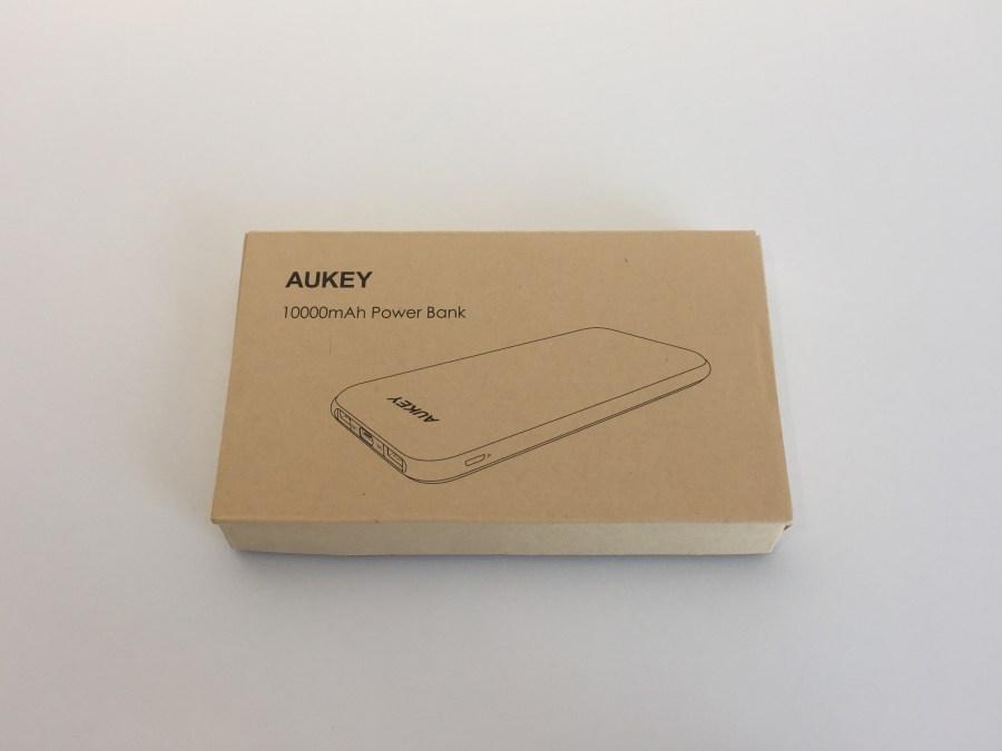 Test de la batterie 10000 mAh Aukey PB-N51 1
