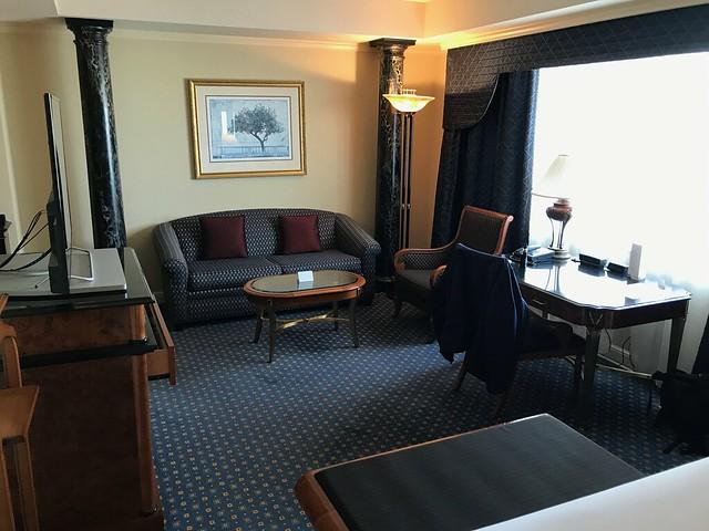 Executive club room - Westin Tokyo