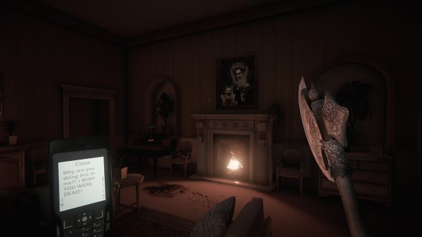 Image result for dont' knock twice playstation vr phone