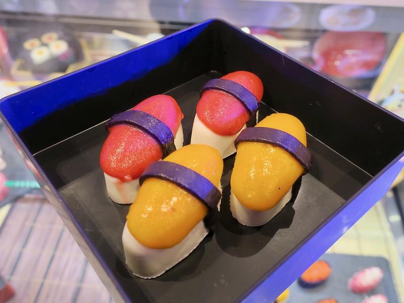 sushi ice cream