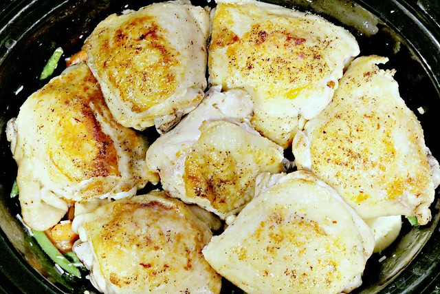 Garlic Parm Chicken Top