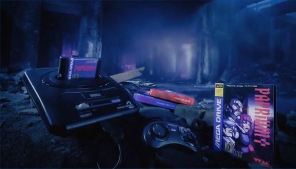 Paprium - Mega Drive
