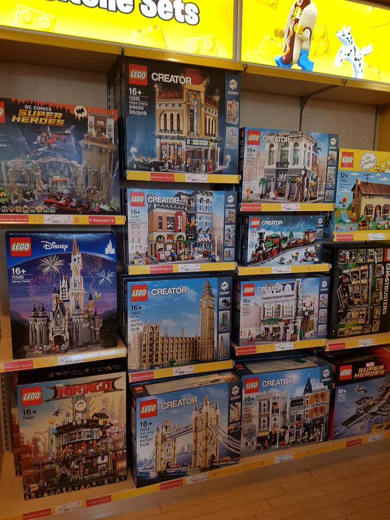 LEGO Ninjago City spotted at Legoland Germany
