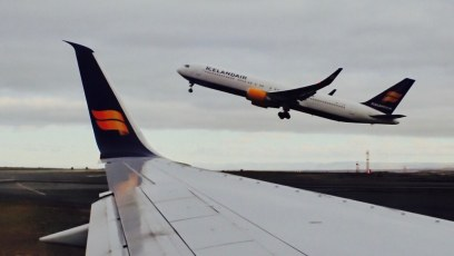 Icelandic Air, Reykjavik