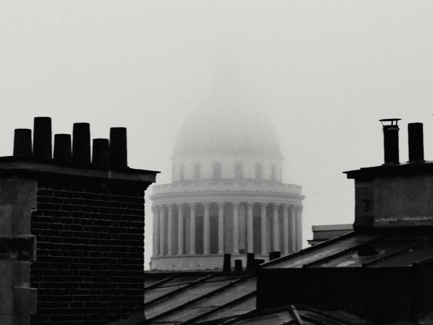 Le Panthéon, parfois, à des airs de Saint-Paul.