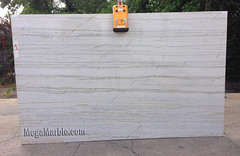 White Macaubas Quartzite Countertop Slabs