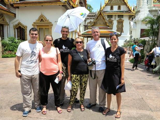 3 días en Bangkok en familia