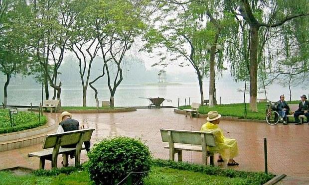 Hanoi ancient Vietnamese city