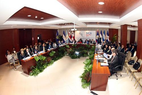 LXXI Reunión del Consejo de Ministros de Relaciones Exteriores del SICA en Panamá