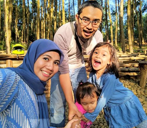 Hutan Pinus Mangunan Bantul