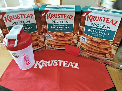 Krusteaz Protein Mix Giveaway