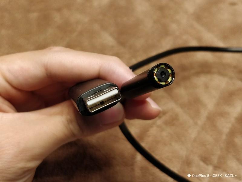 DB POWER WIFI USB 内視鏡24