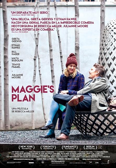 Cartel: Maggie's Plan (2015)