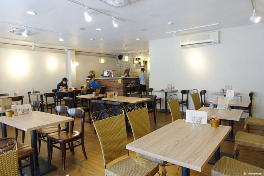 [龜山.美食]享時光林口店~林口長庚附近的溫馨早餐店.多樣化的餐點內容適合多人聚餐的餐廳 @VIVIYU小世界