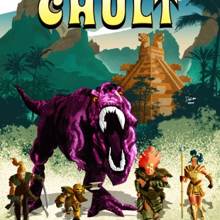 Chult Travel Poster