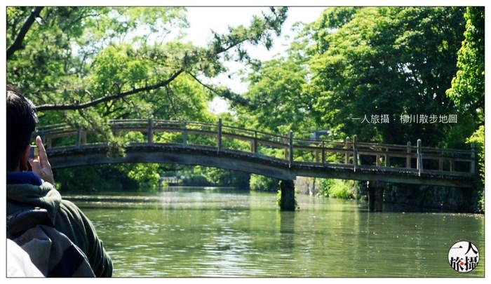 柳川散步地圖 19