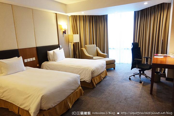 越南住宿 西河內皇冠假日酒店