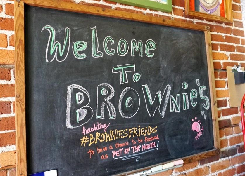 Brownie's Dog Boutique, Daytona Beach, Fla., July 15, 2017.