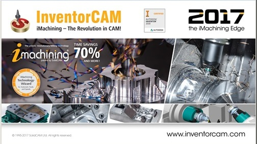 InventorCAM 2017 SP1 for inventor win64 full crack