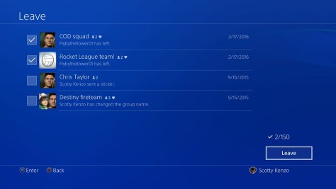 PS4 System Software Update 5.00