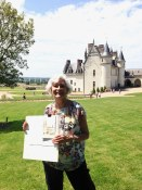 Watercolor painting workshop in the Loire Valley with www.frenchescapade.com