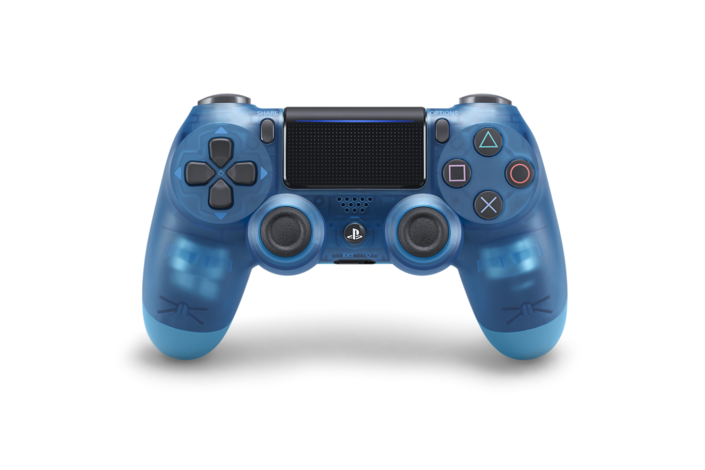 Introducing The Crystal Dualshock 4 Wireless Controller
