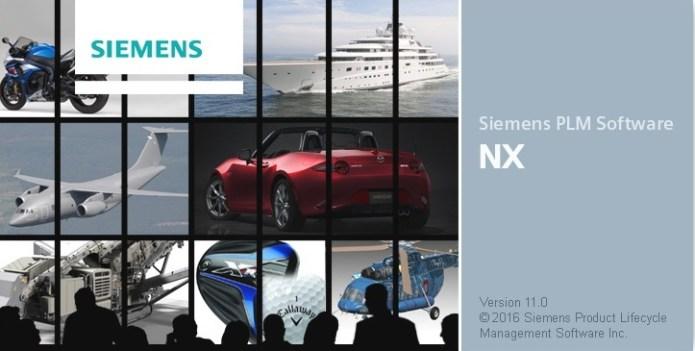 Phần mềm NX 11.0 full crack
