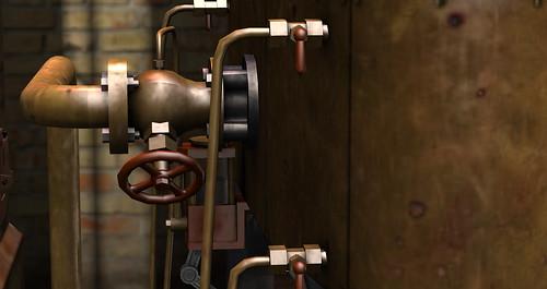 Steam Power Plant 4