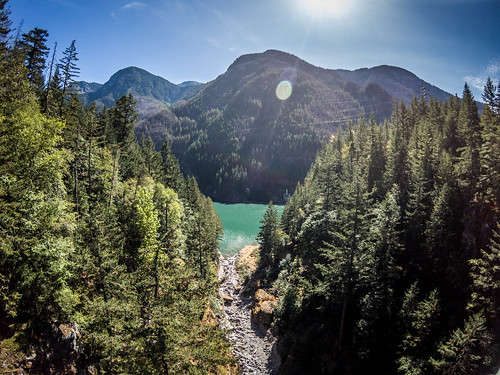 Gorge Creek in Northern Cascades National Park