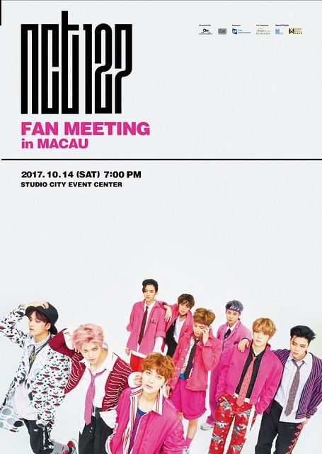 NCT 127 FAN MEETING in MACAU