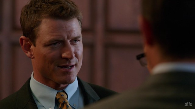 Philip Winchester in Chicago Justic