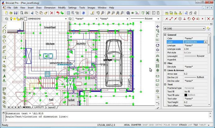 Design with Bricsys BricsCAD Platinum 17.2.12.1 full