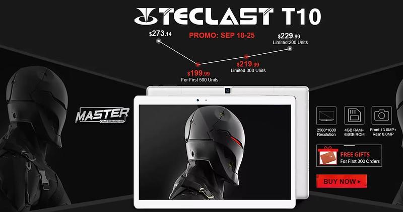 Teclast Master T10 レビュー28