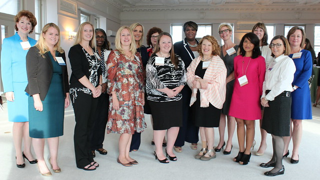 ATHENA Nominees' Reception 2017